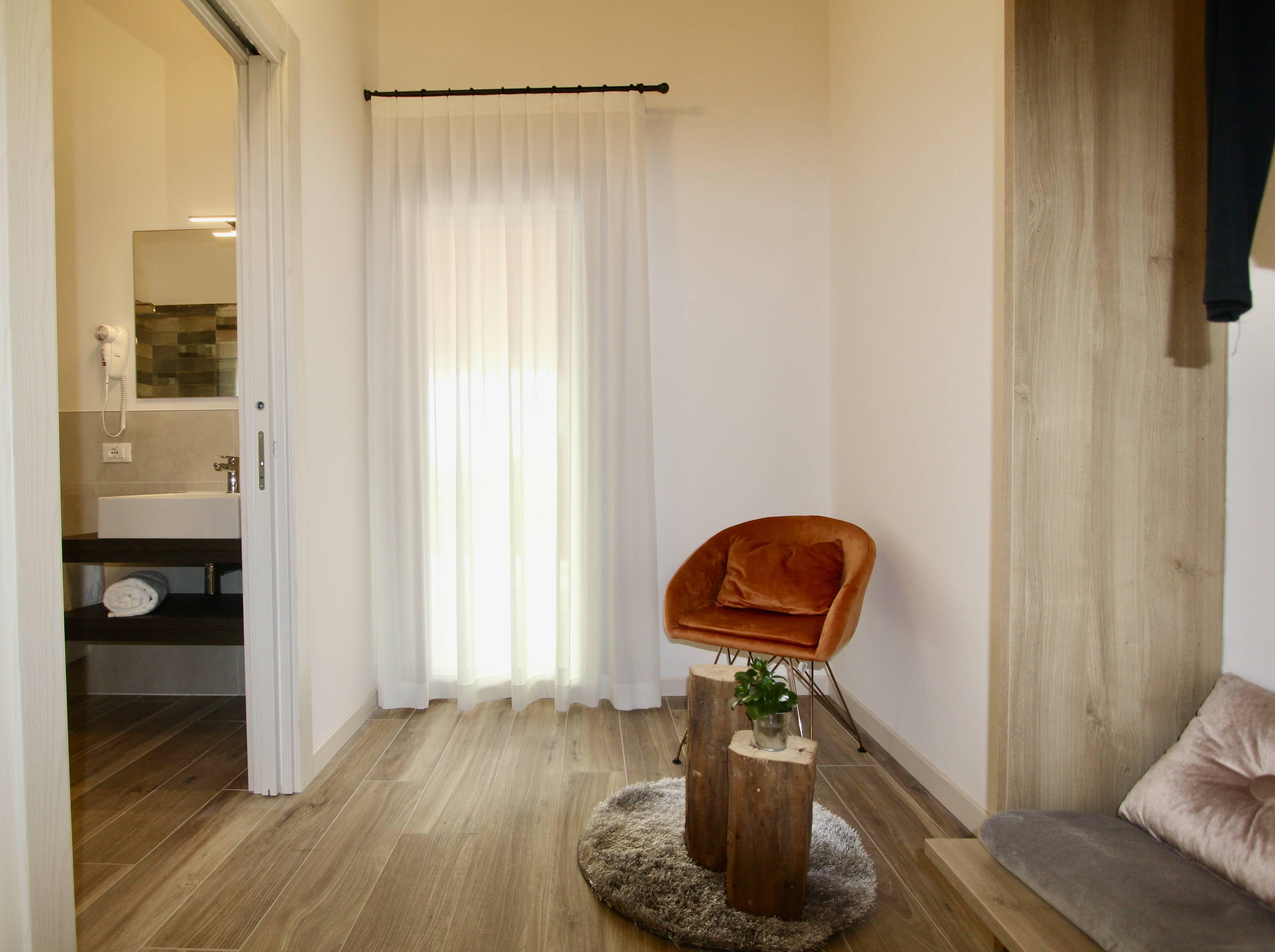 Junior suite stile modern